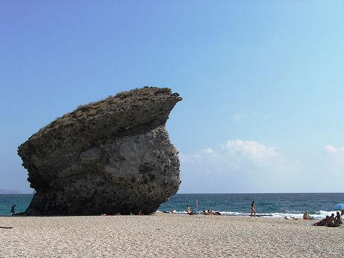Beaches in Spain: Los Muertos Beach, Spain